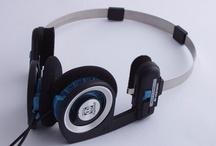 Audio - Headphones / by David Vo