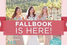 FallBook 2014 / by WeddingWire