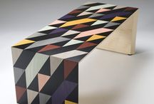 Marquetry in Modern Furniture Design / selected by Architonic / by Architonic