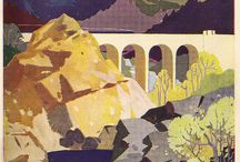 British Transport Posters / by Robert Wright