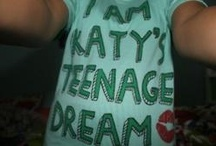Katy Perry is the #1 part of me / by Meifita K