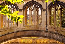 Cambridge, where I live. / My favourite places, faces and things to do. / by Nicola Rothwell