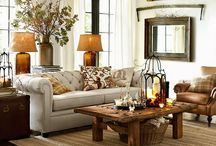 Living Room Ideas / by Katrina Sampson