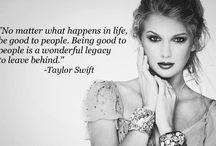 quotes / by Morgan Swartz