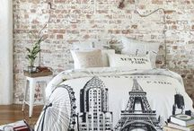 guest room / by Cheyenne Carron