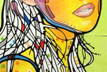 Portrait Ideas / by Ruzanna Carter