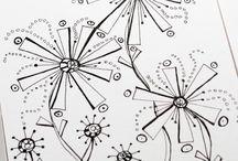 doodle designs / by Anahit Karakhanyan
