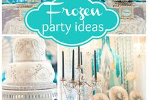 All about FROZEN ( Disney Movie ) / by Kathy Cleveland