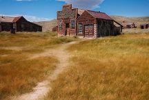 The old Wild West :) / by Susan Davis Rice