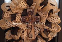 Wreaths / by Mandy Taylor