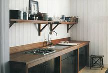 Kitchens & Other Lesser Interiors / by Chris Ridung