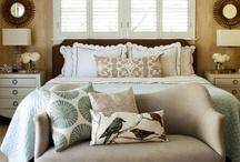 Bedrooms / by Rebecca Berchenbriter