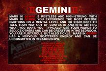 Gemini / by Michelle Blackmon