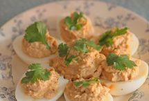 oeufs - eggs / Cuisine des oeufs / by Cocinera Loca