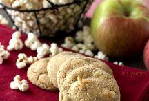 dessert - cookies / by Ilona Belous