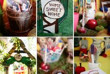 Birthday and Party Ideas  / by Nicole Siebert