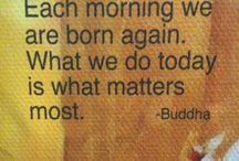 Words of Wisdom / by Gitte Johnsen