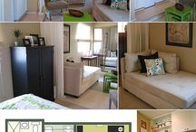 Apartment/Studio Living / by Ali Summerford