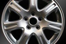 Jaguar wheels / by RTW Wheels