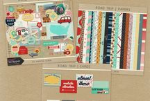 Favorite Pixel Scrapper Kits and Bundles / Check out what www.pixelscrapper.com has available for downloading as CU or PU for digital scrapbookers / by Amara Van Lente