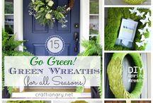 Wreaths / by Lori Brink-Baker