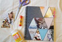 Crafting / by Marina Hoggan