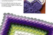 Crochet Afghans/Blankets / by Eldonna Ashley