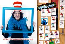 Dr. Suess Party / by Andrea Lawson
