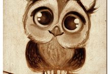 All About Owls / by Sabrina Poole