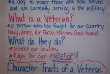 Veteran's Day / by Jennifer Lucas