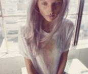hair ideas / by Macye Wysner