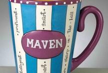 Mugs Matter, Coffee Matters More! / by Traditions Jewish Gifts