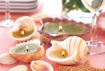 ♥things to do with shells♥ / Creative ideas involving shells.. / by Catrina Waters