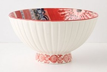 bowls & cups & mugs & / by Anna Mayer