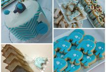 Josiah's 1st Birthday possibilities  / by Jessica Marie
