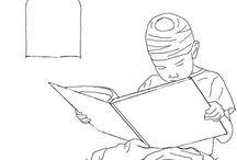 Sikhism Coloring Pages / by Sukhmandir Kaur