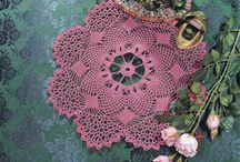 Doilies  / Something I'd like to do someday. / by Marie Hahn