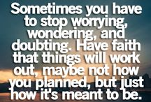 quotes / by Lori Watkins