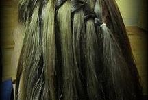 Hair Stuff / by Tiffany Dickey