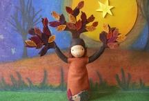 felt autumn  / by Dorinde de Vries
