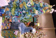 Christmas trees / by Lisa Craig