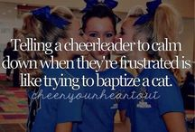 Cheer!  / by Kaitlin Boggs