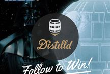 Contests and Giveaways / Find out how to participate in our weekly giveaways and contests! / by Distilld Whiskey Scanner