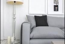 sofas / by Catherine Haley Gigi Vandenberg