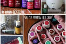Essential Oils / by Alicia Long