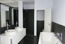Bathroom  / Réalisations et Idées pour prochains projets / by BRENNUS PROPERTY - BRENNUS IMMOBILIER
