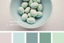 Spring Colors / by PURE Inspired