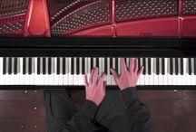 Piano / by Sylvain Proov
