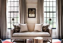 Home {Living Room} / by Jennifer Ennesser {Likehearted}