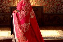 Tradition/ Root / Chinese traditional dresses / by Cindy Zhang
